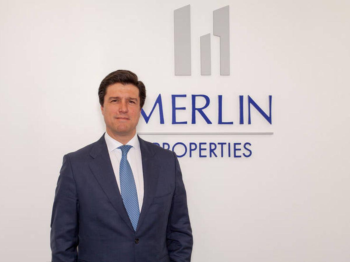 Foto: Ismael Clemente, consejero delegado de Merlin Properties.