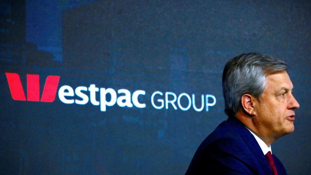 Foto: Ceo de Westpac group, brian hartzer