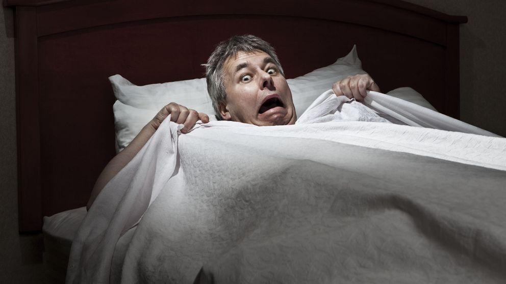 La postura en la que debes dormir para evitar las pesadillas