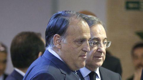 El fútbol sin Villar: juego de tronos entre Javier Tebas y Florentino Pérez