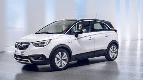 Todos apuestan por el todocamino: Opel Crossland x