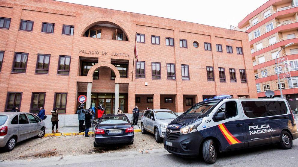 Libertad para dos exjugadores de la Arandina acusados de abusos