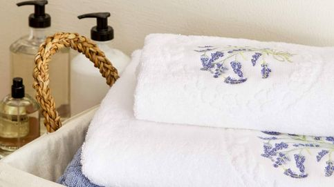 Si tienes un baño pequeño debes invertir en estas toallas y complementos de Zara Home