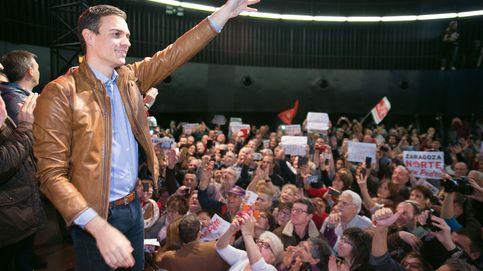 Sánchez ahonda en la polarización interna: Hay dos modelos de partido