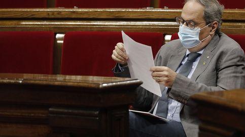 El Parlament censura las preguntas de la oposición que califican de ilegal el 1-O