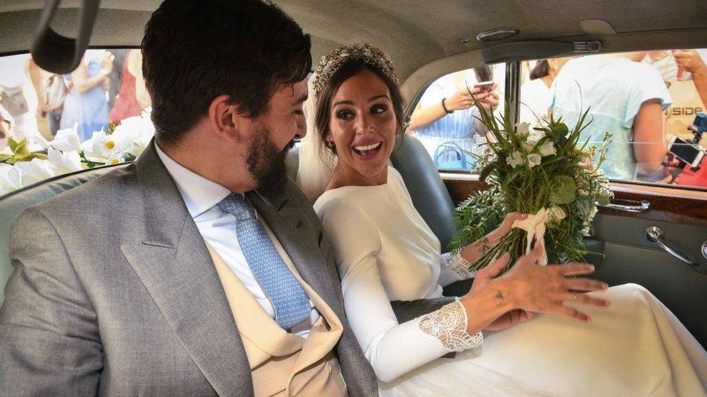 Fotos exclusivas: todo lo que aún no has visto de la boda de Rocío Osorno