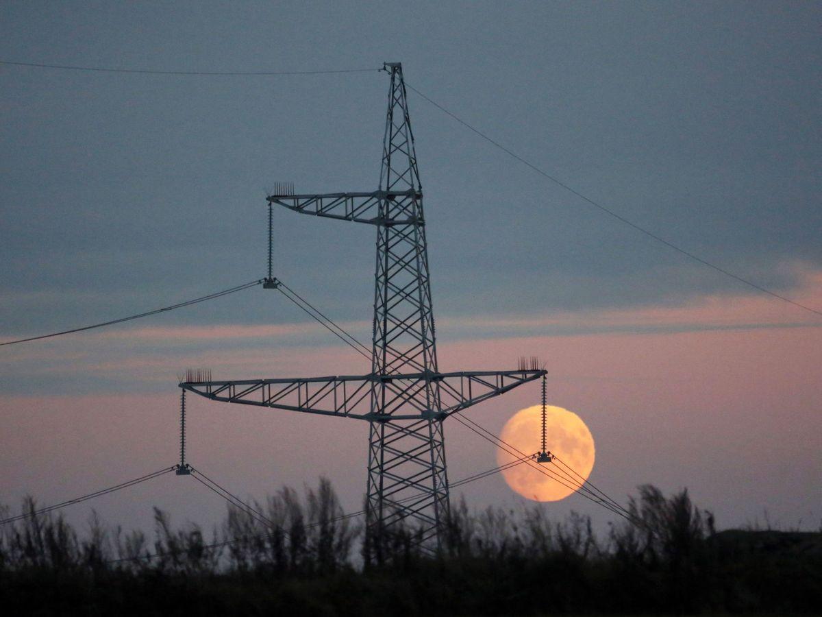 Foto: Torre eléctrica