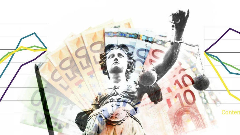 La barrera del 'quien pierde paga': cada vez menos gente litiga contra la administración