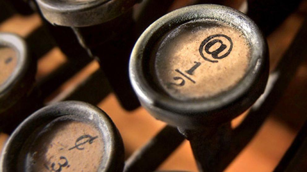 La máquina de escribir se resiste a desaparecer