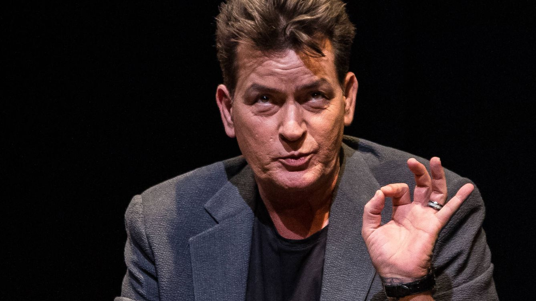Foto: Charlie Sheen en una imagen de archivo (Gtres)
