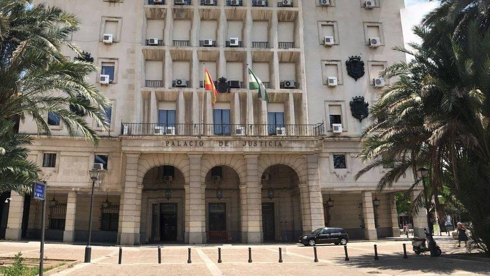 Foto: Audiencia Provincial de Sevilla. Foto: Google Maps