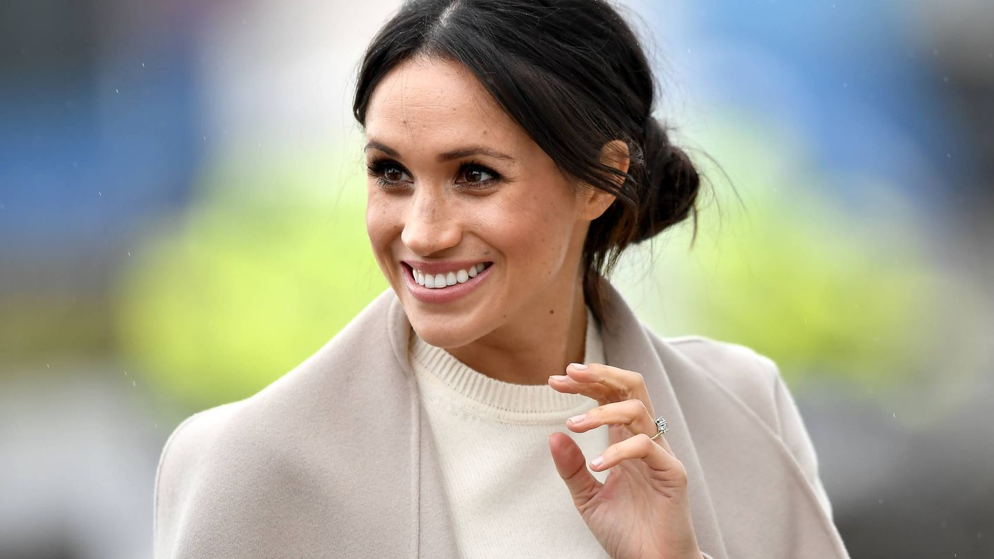 Meghan Markle. (Getty Images)