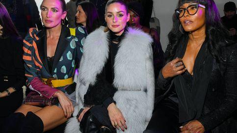 Nieves Álvarez tiene el look arty más impresionante de la Paris Fashion Week