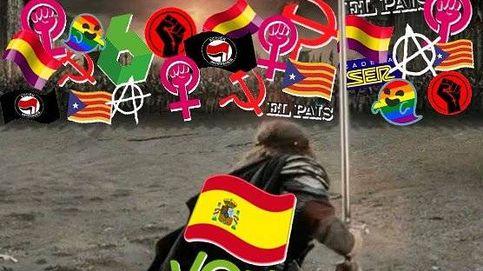 Warner Bros. contra Vox: el partido de Abascal usó sin autorización la imagen