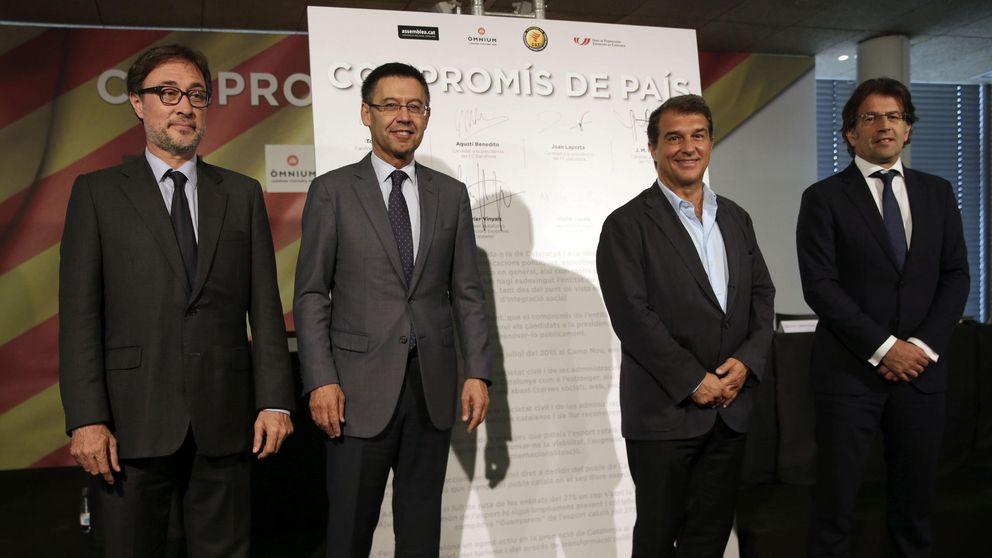El Barcelona y la triste opción de votar al menos malo