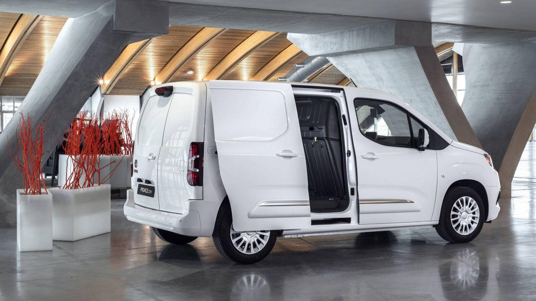 Esta es la furgoneta Toyota Proace City que se fabricará en Vigo.