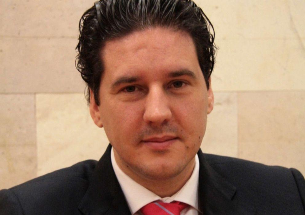 Foto: El concejal Fernando Atienza