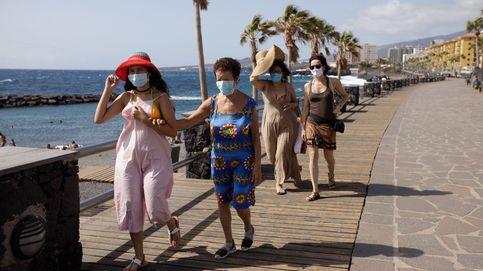 Canarias pide a su TSJC recuperar el toque de queda en Tenerife