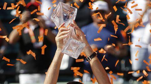 Djokovic consigue su quinto título en Miami ante un Murray agotado