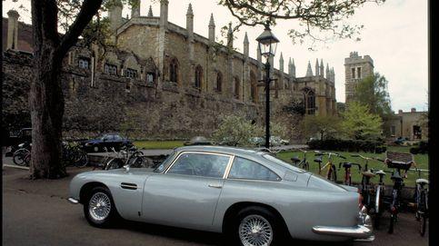 Aston Martin DB5, un coche para emular a Sean Connery como agente 007