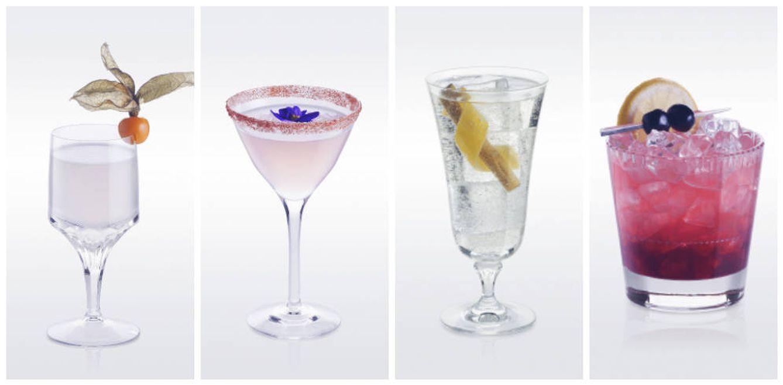 Foto: Cócteles con ginebra (y no son gin-tonics)