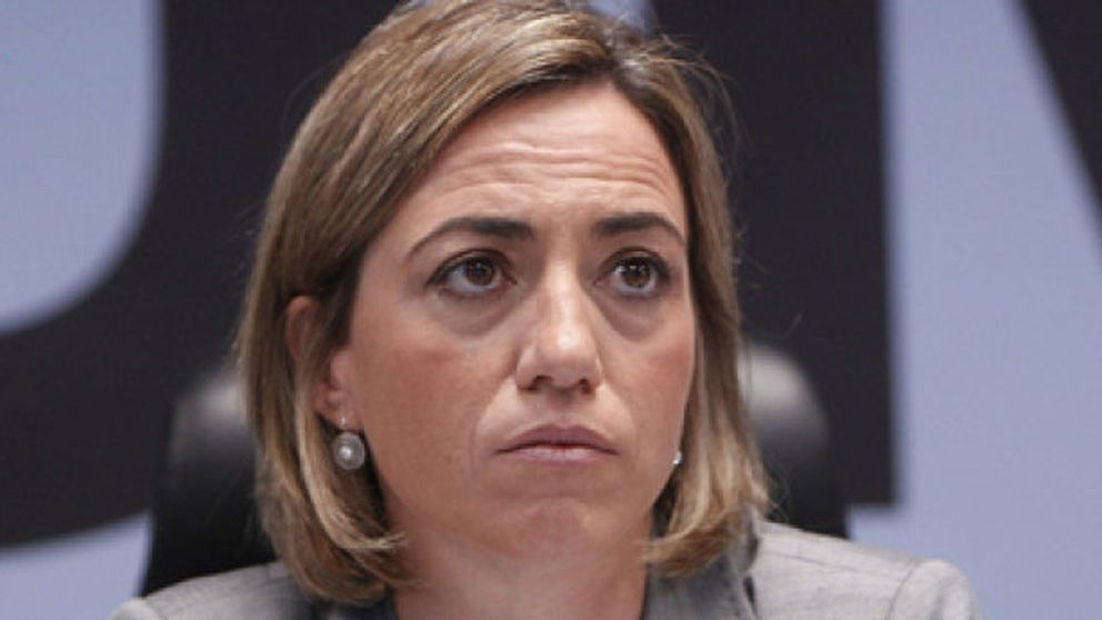 Roban el coche particular de la ministra Carme Chacón de su casa en Esplugues