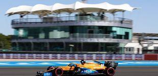 Post de Si no quieres caldo, dos tazas para Carlos Sainz y McLaren: