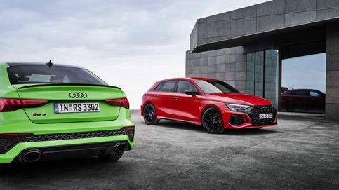 Audi RS3, un compacto muy deportivo con la mejor motricidad para rodar en circuito