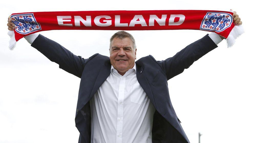 Allardyce, seleccionador inglés, despedido por un escándalo de corrupción