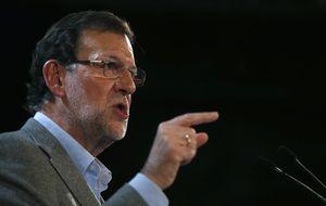 Rajoy avisa al PP que sólo culminar las reformas permitirá la remontada