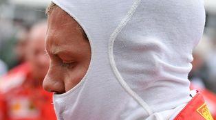 Vettel está marcado: el peligro de recibir una estocada mortal en Ferrari