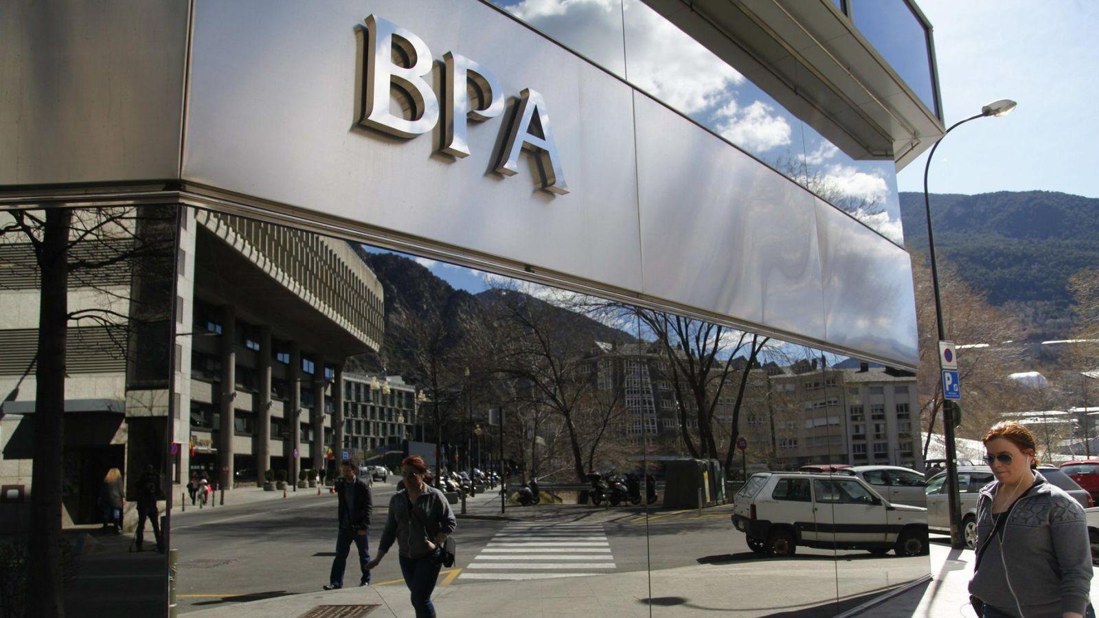 Foto: La sede principal de Banca Privada de Andorra. (EFE)