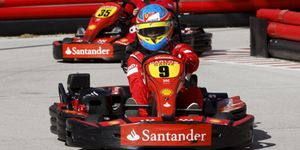"""Alonso: """"A 110 kilómetros por hora es incluso difícil mantenerse despierto"""""""