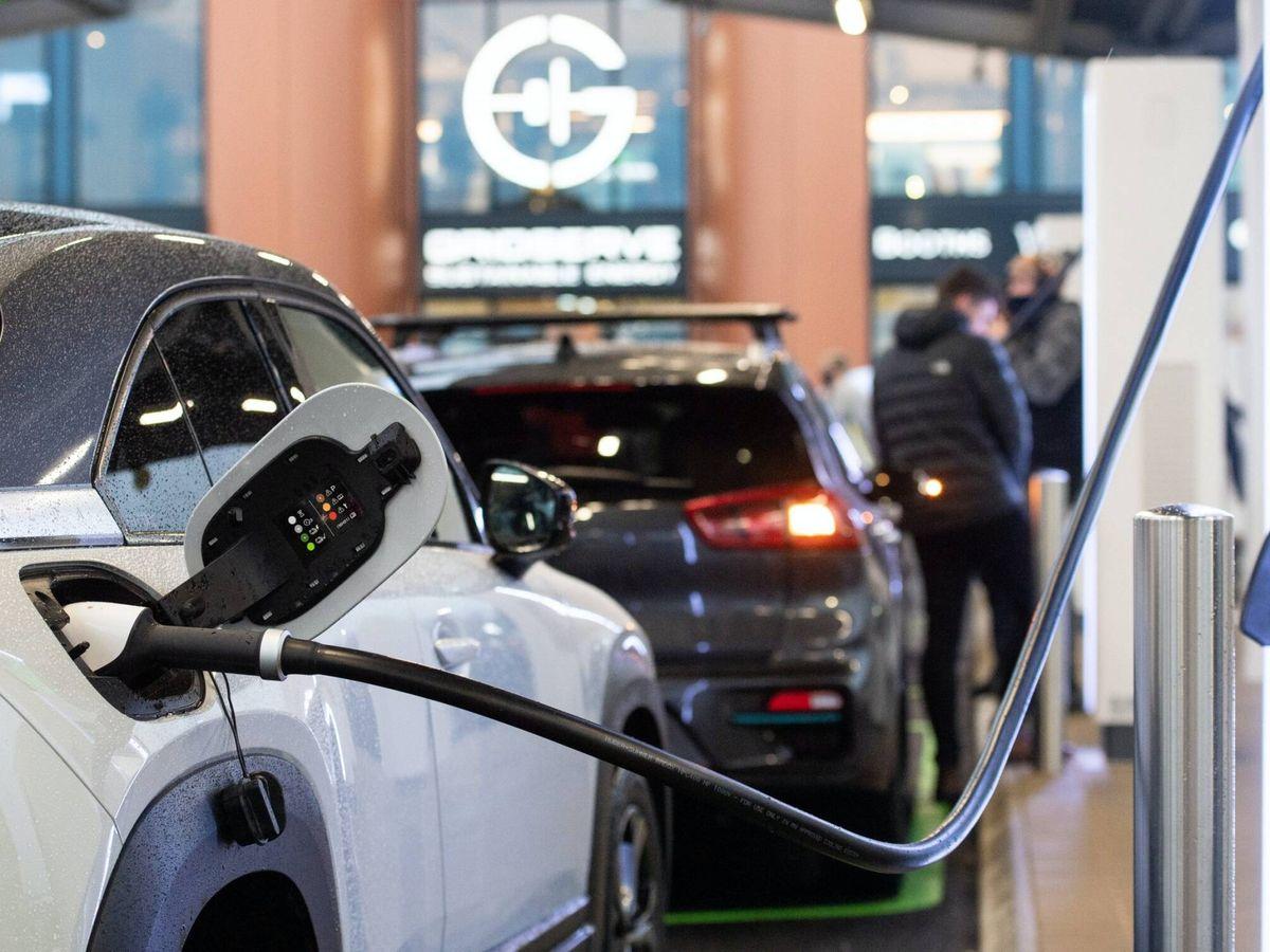 Foto: En el primer semestre, las ventas de vehículos eléctricos puros supusieron el 1,96%.