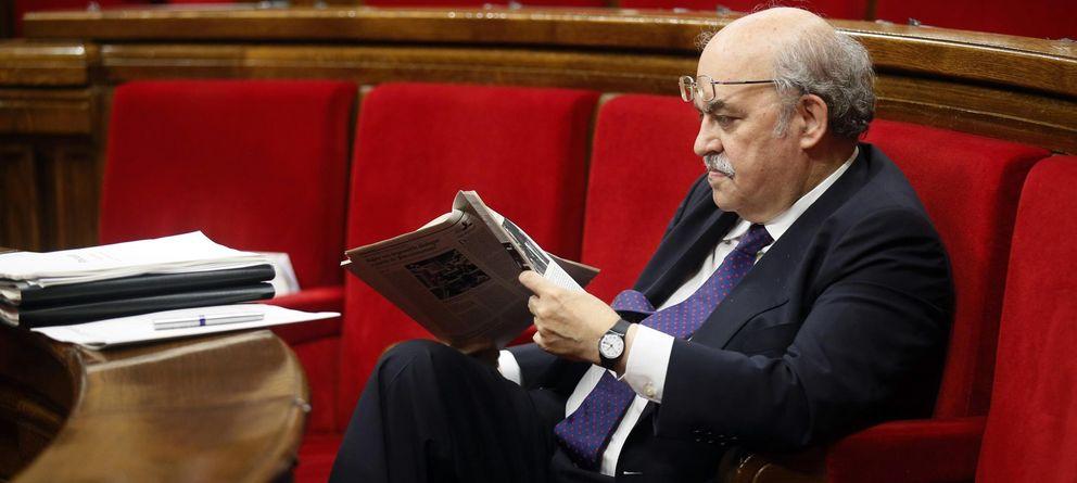 Foto: El 'conseller' de Economía, Andreu Mas-Colell (Reuters)