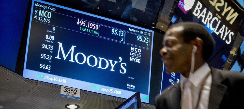 Foto: Moody's presume de tijera: rebaja la nota crediticia de cinco bancos griegos