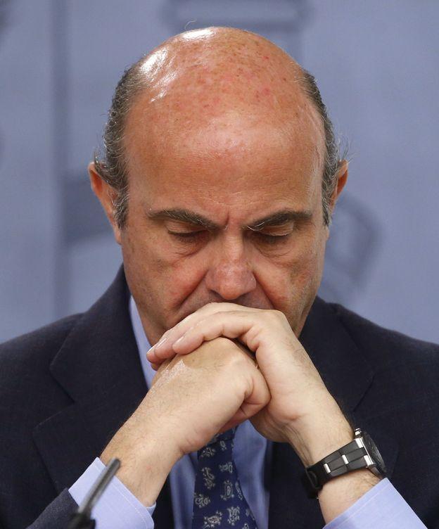 Foto: El ministro de Economía en funciones, Luis de Guindos. (EFE)