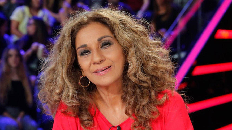 'Tu cara me suena': Lolita Flores rompe a llorar con la actuación de Diana Navarro