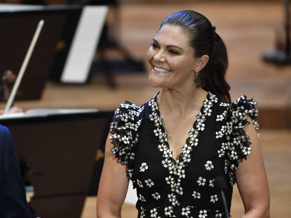 Foto: Victoria de Suecia, en una imagen de archivo. (Cordon Press)
