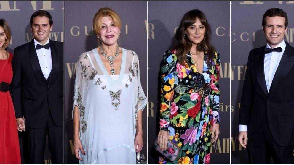 Albert Rivera, Tamara Falcó y Tita Cervera: cita y fiestón en el Ritz