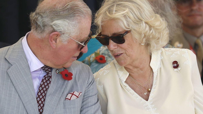 Los arreglos de alcoba de Carlos y Camilla y otros miembros de la familia real inglesa