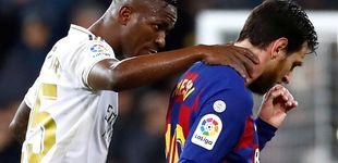 Post de Los constantes golpes a la cantera o por qué el Barcelona 'copia' al Real Madrid