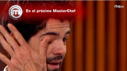 ¿Por qué Miguel Ángel Muñoz llora desconsoladamente en 'MasterChef'?