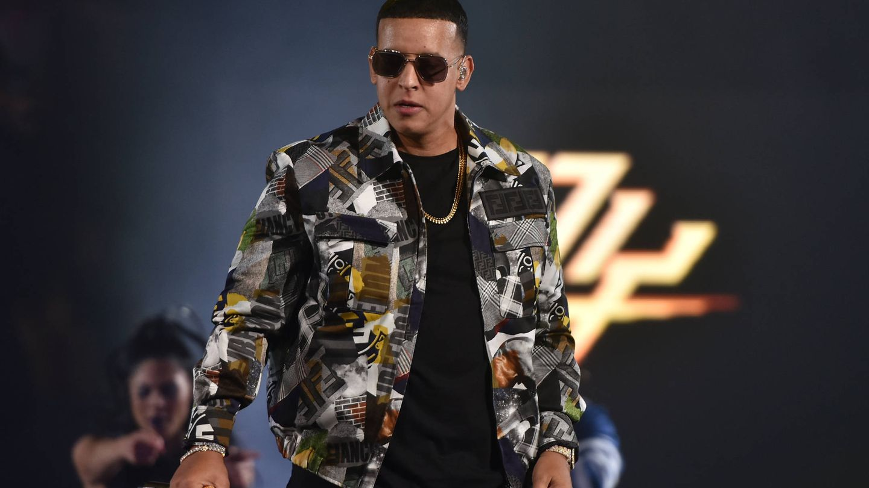 Daddy Yankee (Daniel Boczarski/Getty Images).