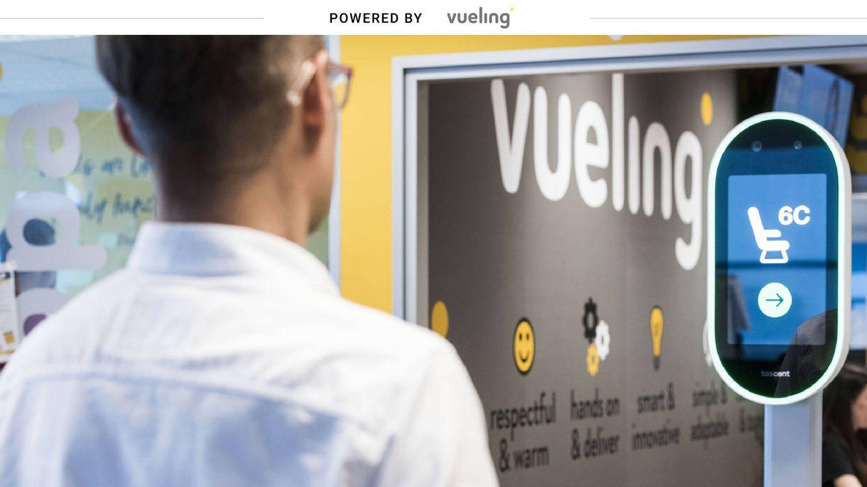 Vueling pone en marcha su programa de innovación con una inversión de 30M