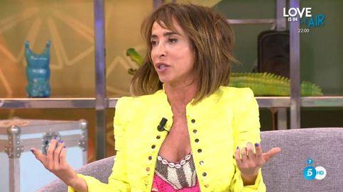 María Patiño brota contra Anabel Pantoja por llamar torpe al equipo de 'Sálvame'