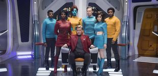 Post de Charlie Brooker podría estar pensando en un 'spin-off' de 'USS Callister'