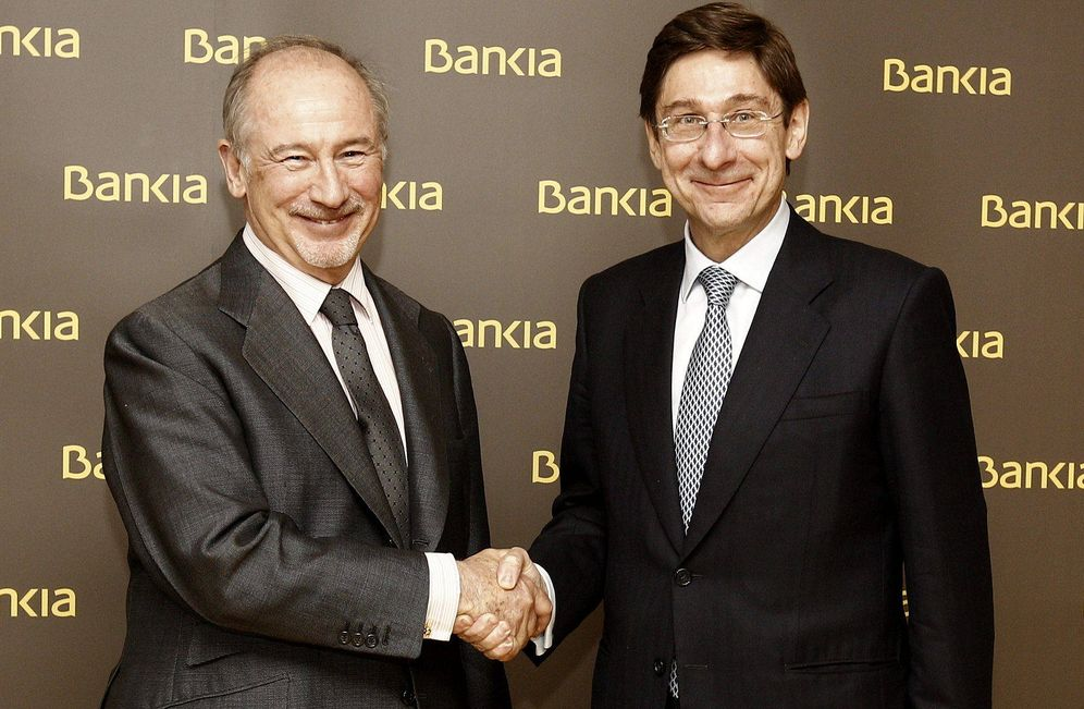 Foto: José Ignacio Goirigolzarri sustituyó a Rodrigo Rato al frente de Bankia en 2012. (EFE)