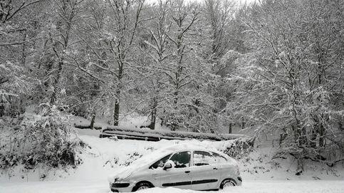 Regresa el mal tiempo: 30 provincias en alerta por nieve, olas y viento