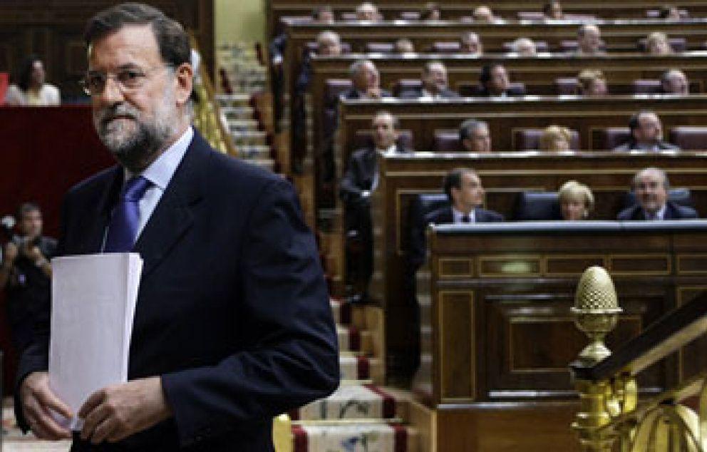 Foto: Rajoy tiene hambre de campaña electoral